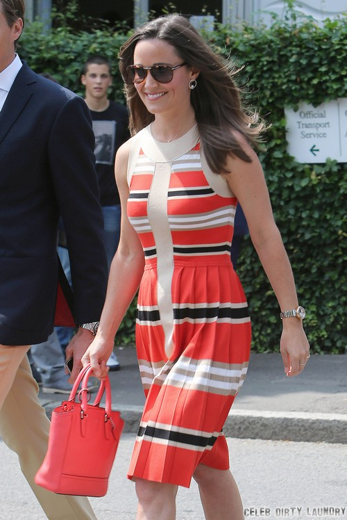 Pippa Middleton In The Money: Rides Kate's Marriage To Prince William Like It's a Cash Cow