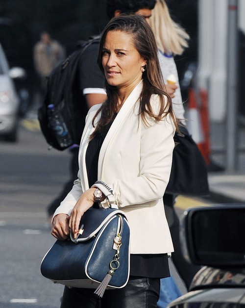 Pippa Middleton Shills Austria For Travel Piece In The Telegraph - Nauseating as Always