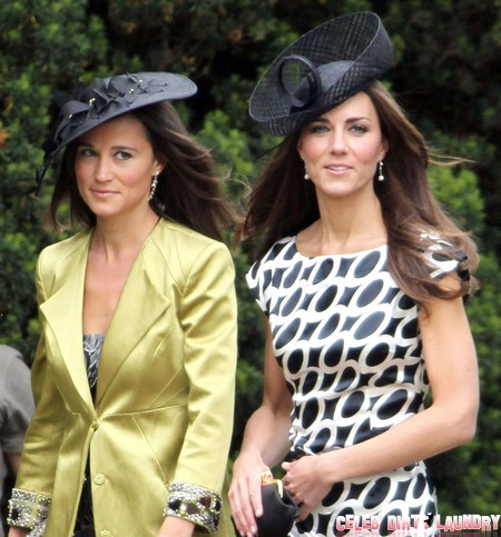 Kate Middleton's Sister Pippa Middleton Gets Botox Injections - Do Kate and Mother Carole?
