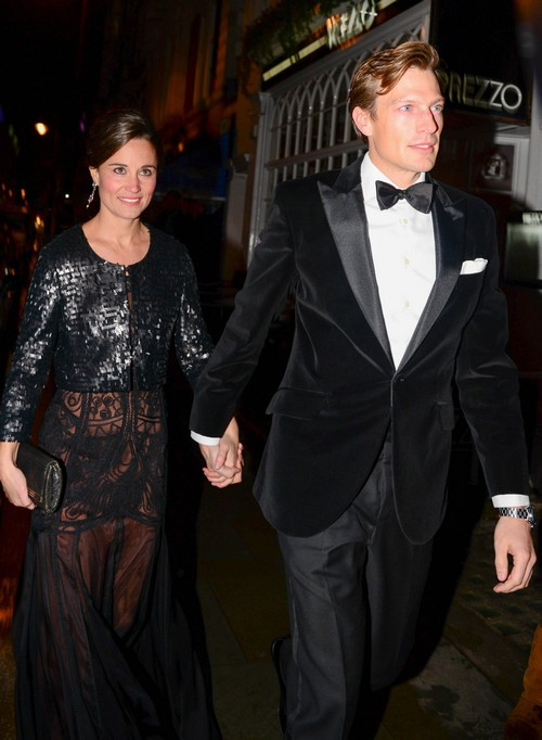 Pippa Middleton Engaged To Nico Jackson After Romantic Proposal In India?