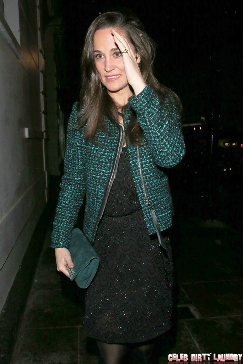 Pippa Middleton's New Gun Controversy: Hunts During Belgian Party