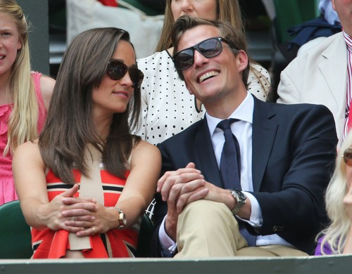 Pippa Middleton Secretly Engaged To Nico Jackson - Report