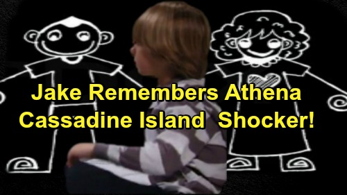 General Hospital Spoilers: Jake's Shocking Memories – Played with Athena on Cassadine Island – Charlotte Never There