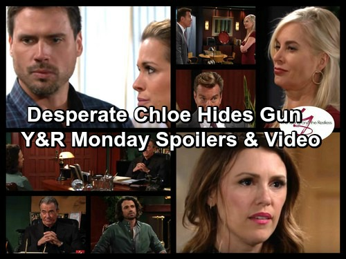 The Young and the Restless Spoilers: Chloe Scrambles to Hide Truth, Nick Digs Deeper – Abby Blasts Victoria – Tessa Seems Shady
