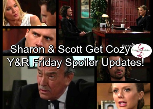 The Young and the Restless Spoilers Nick Pushes Paul to Reopen Explosion Investigation – Scott Comforts Sharon Over Dylan