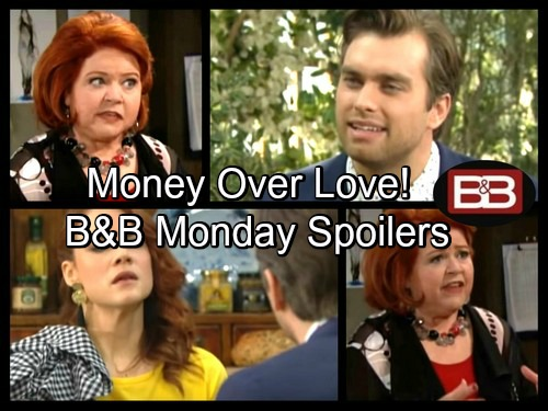 The Bold and the Beautiful (BB) Weekly Spoilers Preview: All Isn't Fair in Love and Fashion