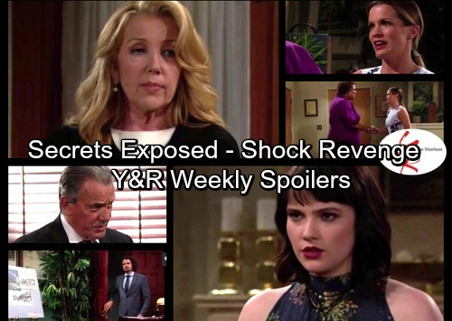 The Young and the Restless Spoilers: Week of May 22 – Growing Pressure, Dangerous Secrets and Shocking Revenge