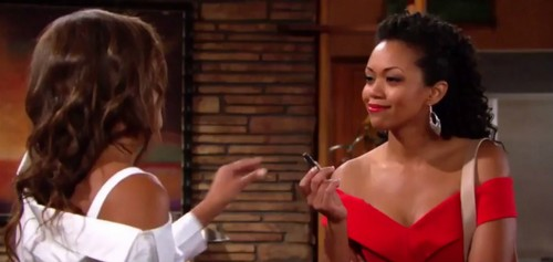 The Young and the Restless Spoilers: Hilary Records Cane and Juliet's Cheating Confession, Gives Lily the Explosive Evidence