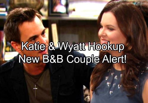 The Bold and the Beautiful Spoilers: Brooke Gets Nosy – Katie and Wyatt's Complicated Romance Takes Off