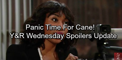 The Young and the Restless Spoilers: Leslie Puts Cane in Panic Mode – Tessa's Alarming Discovery – Scott Stands Up for Sharon