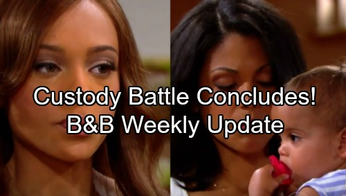 The Bold and the Beautiful Spoilers: Quinn Confronts Psycho Killer Sheila – Shocking Decision Ends Lizzie Custody Battle