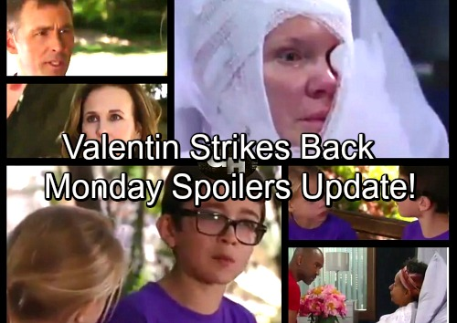 General Hospital Spoilers: Monday, July 17 Updates – Charlotte Faces Heartbreak – Valentin's Rage Boils Over – Carly Seeks a Favor