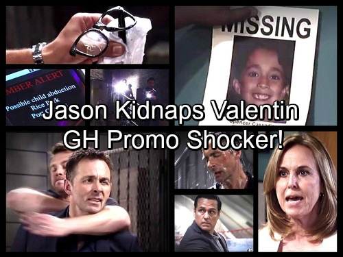 General Hospital Spoilers: Jason Kidnaps Valentin in New GH Promo – Witch-Hunt For Spencer's Kidnapper Shocking Conclusion