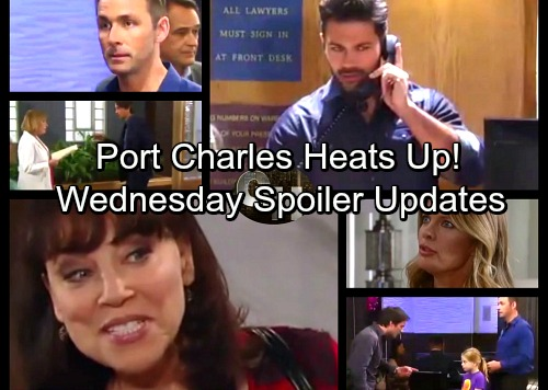 General Hospital Spoilers: Wednesday, July 19 Updates – Julian Needs a Huge Favor – Dante Grills Valentin – Nina Faces a Dilemma