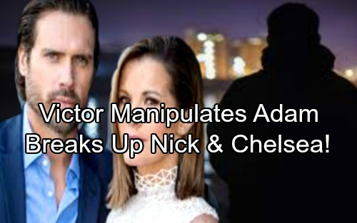 The Young and the Restless Spoilers: Adam Newman Recast Caught in Newman War – Victor Works Towards Chadam Endgame