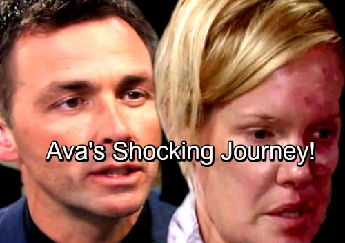 General Hospital Spoilers: Ava Shocking Journey For Avery - Julian and Valentin Takes Steps to Help