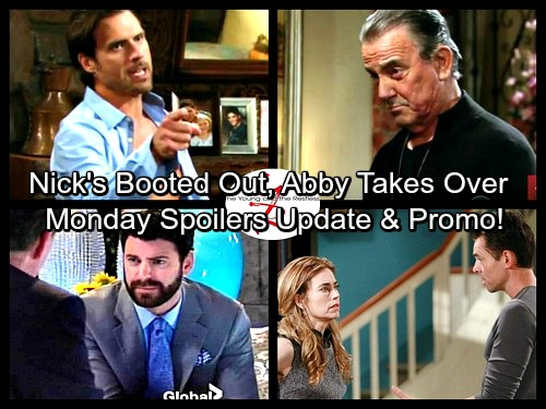 The Young and the Restless Spoilers: Updates Monday, August 14 - Victor's Gift Shocks Abby – Chelsea's Independence at Stake
