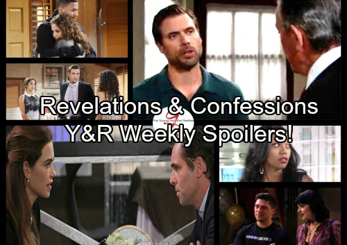The Young and the Restless Spoilers: Week of August 14 – Shocking Showdowns, New Challenges and Major Confessions