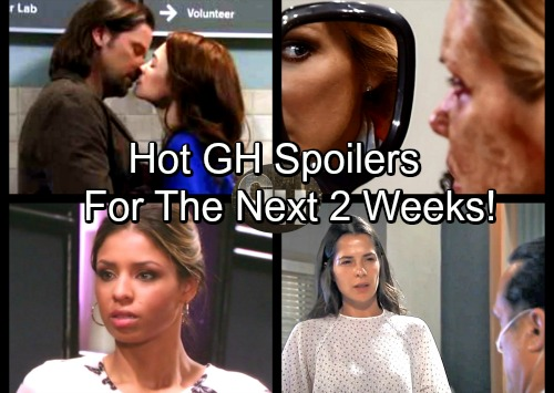 General Hospital Spoilers for the Next 2 Weeks: Franco and Liz Reunite – Valerie Gets a Shock – Sam's Stunning Choice