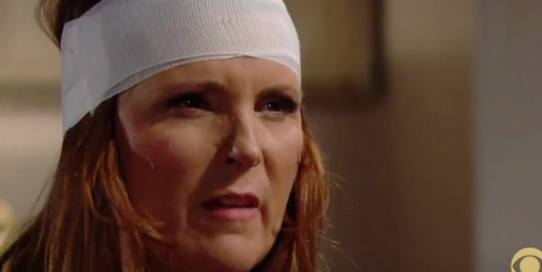 The Bold and the Beautiful Spoilers: Sheila's Blackmail Plot Stuns Dr. James Warwick – Buried Secrets Cause Major Drama