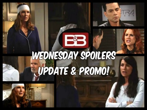 The Bold and the Beautiful Spoilers: Sally Fights for Spectra – Sheila Plays Mind Games – Eric Makes Quinn a Promise