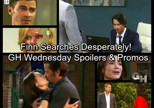 General Hospital Spoilers: Wednesday, August 16 – Liz and Franco Reunite – Finn Desperate to Find Hayden – Ava Tempts Griffin