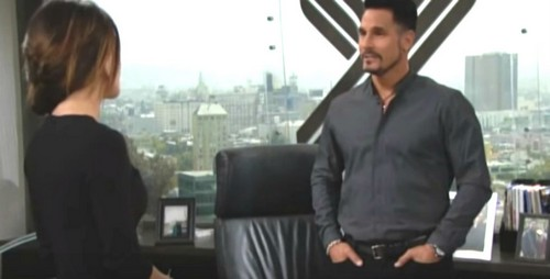 The Bold and the Beautiful Spoilers: Sheila's Mission Hits a Snag – Eric Calls Dr. James Warwick – Steffy Gives Bill a Warning