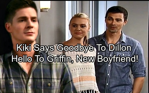 General Hospital Spoilers: Kiki Says Goodbye Dillon, Hello Griffin – Ava Crushed When Kiki Steals Her Man
