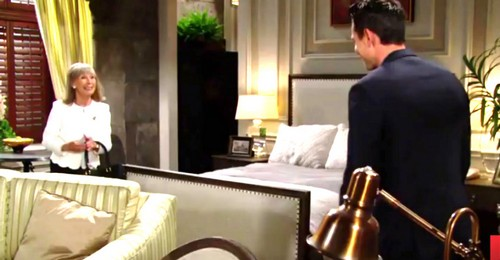 The Young and the Restless Spoilers: Updates Week of August 21 - Victor and Faith Sabotage Chick – Billy Steals Dina's Password