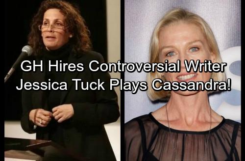 General Hospital Spoilers: Shocking Hiring Decision, New GH Writer Barbara Bloom Worries Fans - Jessica Tuck Plays Cassandra