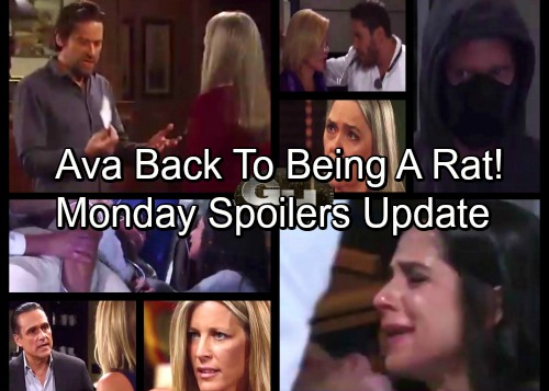 General Hospital Spoilers: Monday, September 25 Update – Franco's Twin Reveal, Health Crisis and Nina Puts Griffin in His Place