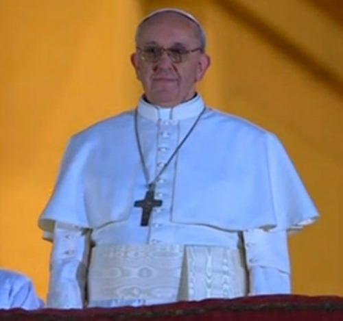Pope Francis – Cardinal Jorge Mario Bergoglio Elected NEW POPE By College of Cardinals