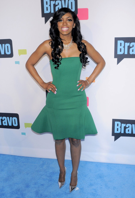 Real Housewives Of Atlanta Star Porsha Stewart Pregnant With New Mystery Gent's Love Child?