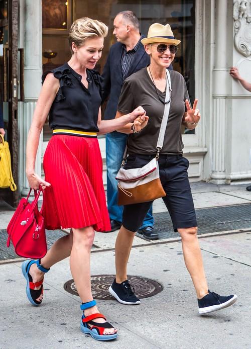 Portia de Rossi Divorce: Marriage to Ellen DeGeneres Crumbles - Portia Starving Herself and Weight Plummets (PHOTOS)