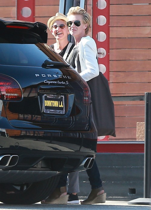 Ellen DeGeneres and Portia de Rossi Divorce: Jennifer Aniston Saves Marriage After Rehab and Cheating Rumors