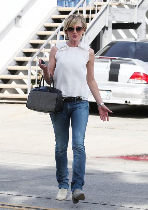 Portia de Rossi Disgusted With Ellen DeGeneres Drew Barrymore Fat Pregnant Joke