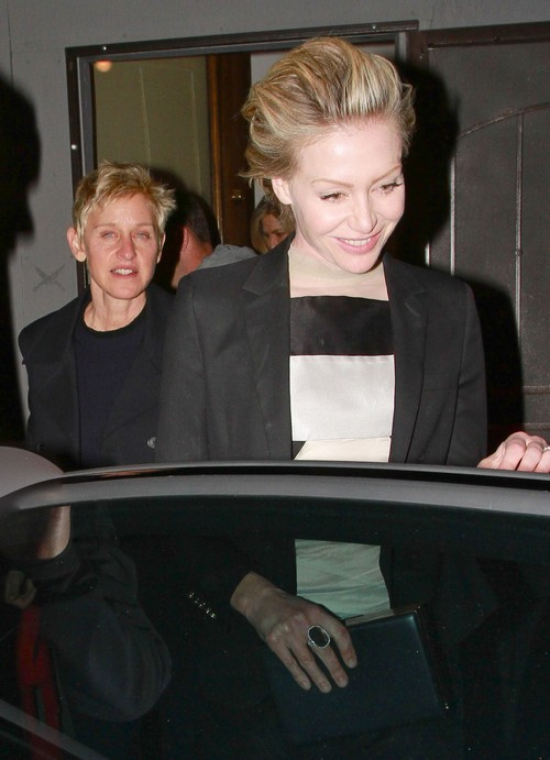 ellen degeneres and portia de rossis marriage at breaking