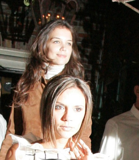 Victoria Beckham Helped Katie Holmes Divorce Tom Cruise 0710
