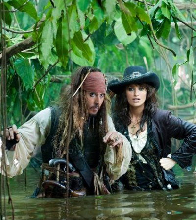 First Look: 'Pirates Of The Caribbean: On Stranger Tides' Photo