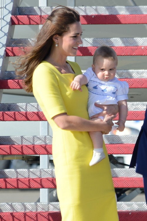 Pregnant Kate Middleton Morning Sickness and Baby Bump Make Her Avoid Public Appearances?