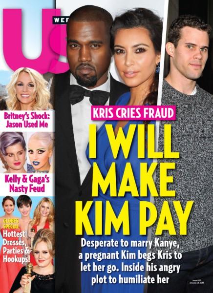Kris Humphries Plotting To Humiliate And Torture Pregnant Kim Kardashian! 0116