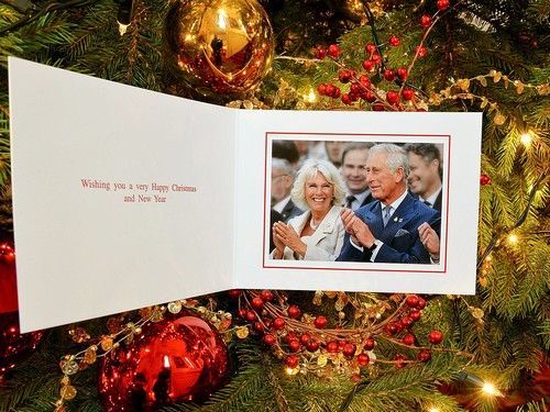 Prince Charles Snubs Kate Middleton and Prince William: Prince Harry Favored With Holiday Card