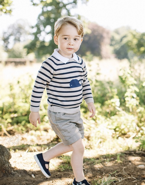 Kate Middleton Can't Control Prince George's Screen Time