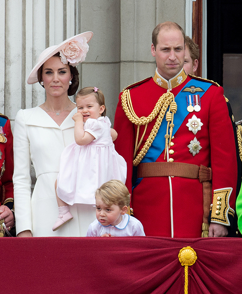 Prince George Loves Dinosaurs, Princess Charlotte Is 'Very Chatty,' Kate Middleton Reveals