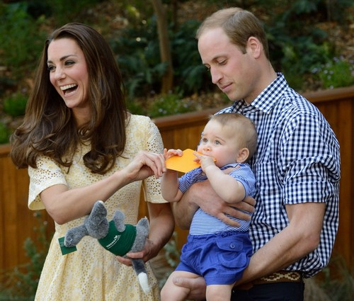 Camilla Parker-Bowles Not Invited To Prince George's First Birthday Party: Kate Middleton Bans Duchess of Cornwall!