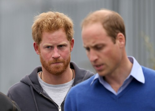 Prince Harry Blames Wild Behavior On Princess Diana's Death
