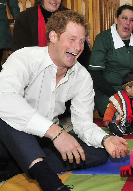 Prince Harry's Drinking And Partying Get Totally Out Of Hand - He's On His Way To Rehab!