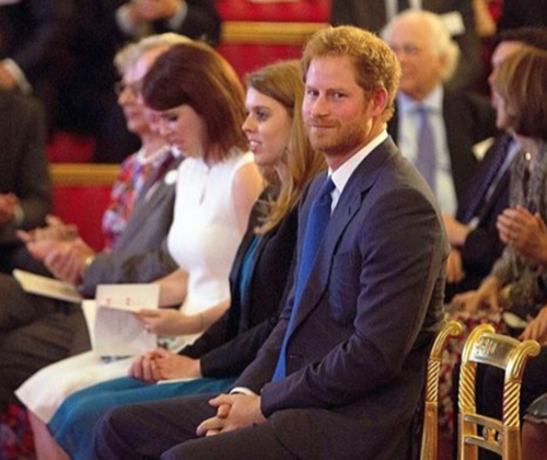 Kate Middleton Snubbed: Princess Beatrice and Princess Eugenie Accompany Prince Harry to Queen's Ceremony - Duchess Not Invited?