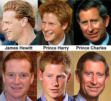 "GLOBE: Prince Harry Demands Prince Charles Take DNA Test and Answer ""Who's My Real Daddy?"" - Princess Diana Cheated (PHOTO)"