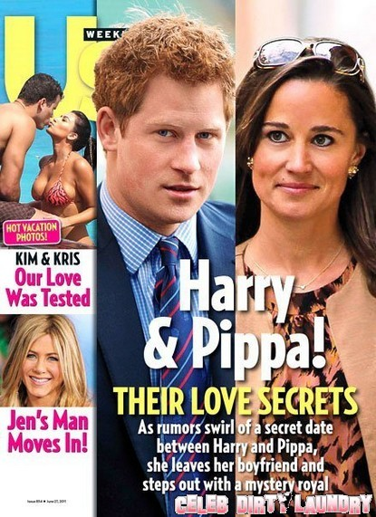 Us Weekly: Prince Harry & Pippa Middleton's Love Secrets